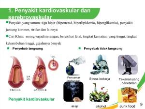 penyakit cardio vaskular